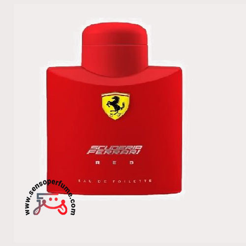 Ferrari Red for men Eau De Toilette