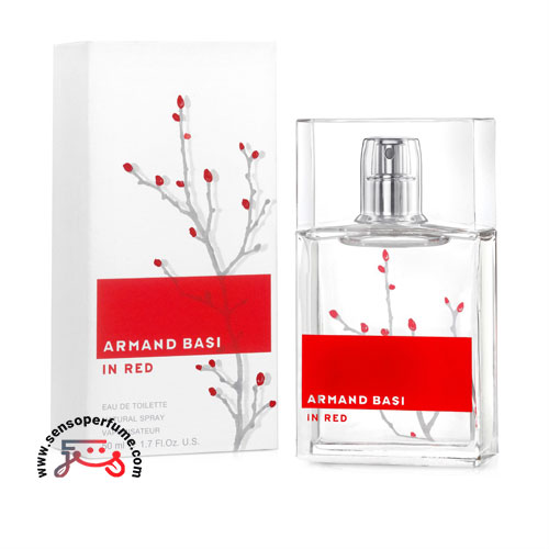 Armand Basi In Red EDT